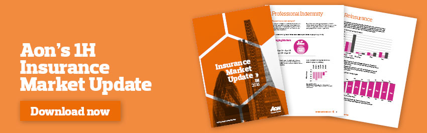 Aon's 1H Insurance Market Update. Download Now >