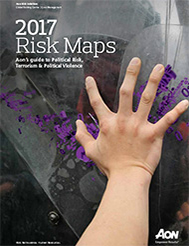 2017 Risk Maps - Understanding your exposures to challenging risks - Learn more